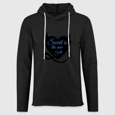 Sweet is the new sexy - Scene 2 - Light Unisex Sweatshirt Hoodie