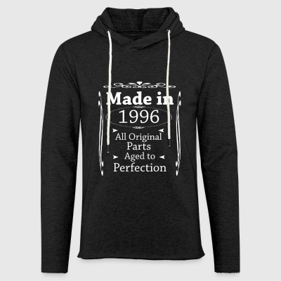 Made in 1996 - Light Unisex Sweatshirt Hoodie