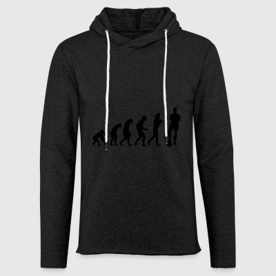 Soccer football player team team gift - Light Unisex Sweatshirt Hoodie