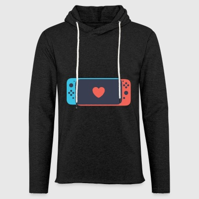 Switch Love - Light Unisex Sweatshirt Hoodie