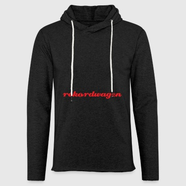 rekordwagen 1935 - Light Unisex Sweatshirt Hoodie