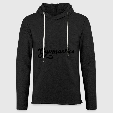 2541614 16037652 gymnastics - Light Unisex Sweatshirt Hoodie