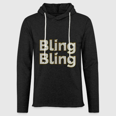 Bling Bling - Light Unisex Sweatshirt Hoodie