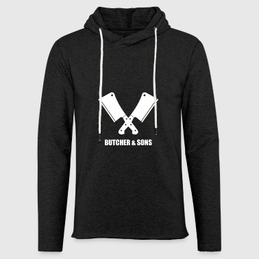 Butcher & Sons - Light Unisex Sweatshirt Hoodie