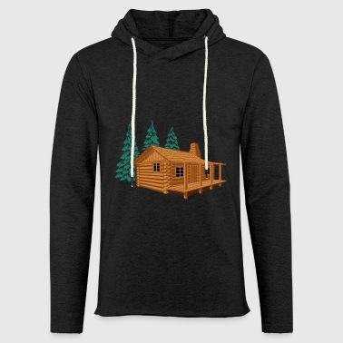 hut - Light Unisex Sweatshirt Hoodie