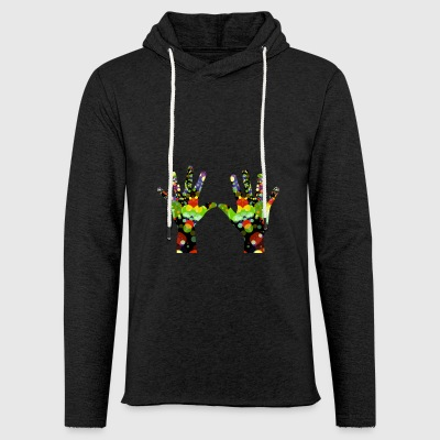 hands - Light Unisex Sweatshirt Hoodie