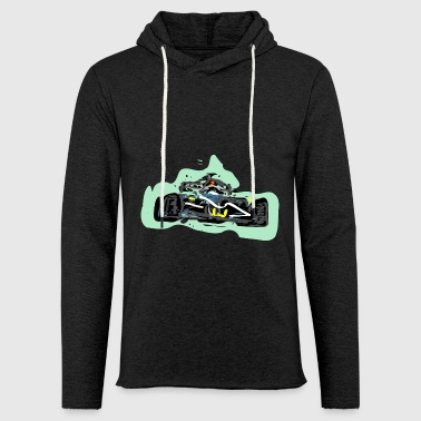 Racing - Light Unisex Sweatshirt Hoodie
