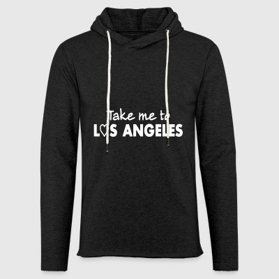LOS ANGELES - USA - WESTCOAST - CALIFORNIA - Leichtes Kapuzensweatshirt Unisex
