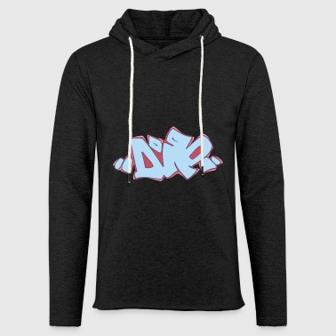 Cool street art graffiti - Light Unisex Sweatshirt Hoodie