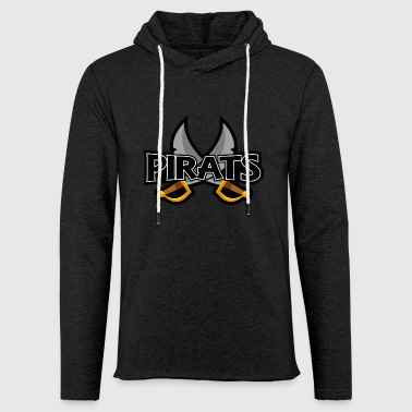 PIRATS - Light Unisex Sweatshirt Hoodie