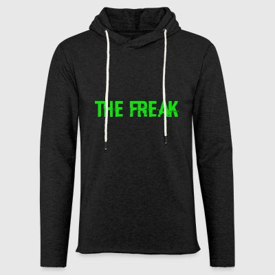 le Freak - Sweat-shirt à capuche léger unisexe