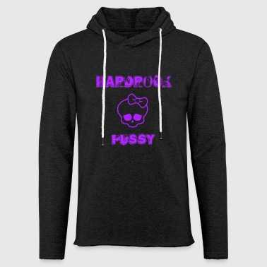 Hard Rock Pussy Purple - Light Unisex Sweatshirt Hoodie