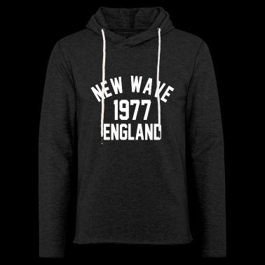 New Wave 1977 England - Light Unisex Sweatshirt Hoodie