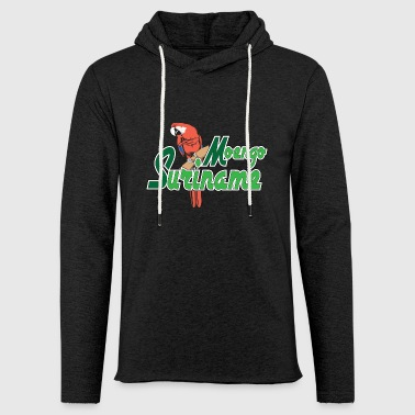 Moengo Suriname - Light Unisex Sweatshirt Hoodie