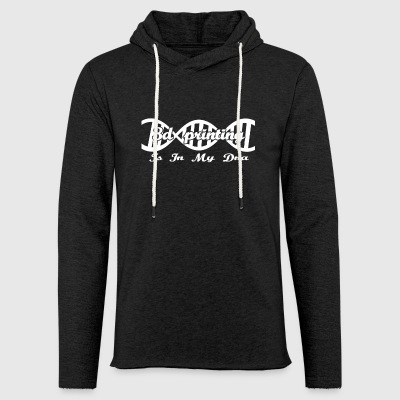 DNA dna evolution hobby gift 3d printing - Light Unisex Sweatshirt Hoodie