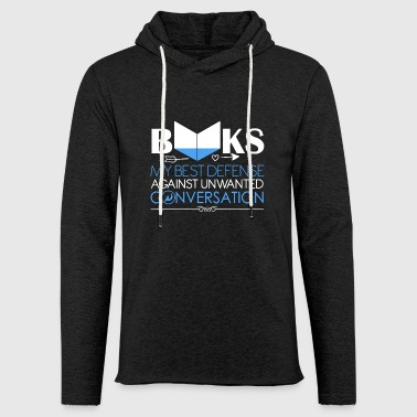 Book Lover Shirt - Light Unisex Sweatshirt Hoodie