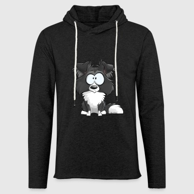 I'm Black Shetland - Light Unisex Sweatshirt Hoodie