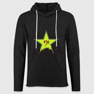 Bassista - Light Unisex Sweatshirt Hoodie