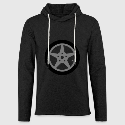 Autoreifen gift for tuner - Light Unisex Sweatshirt Hoodie