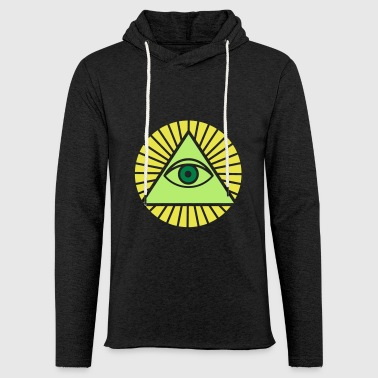Illuminati - Light Unisex Sweatshirt Hoodie