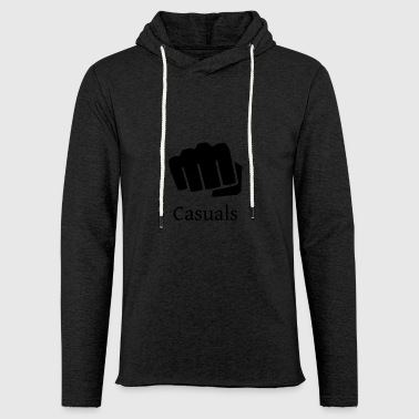 Casuals - Light Unisex Sweatshirt Hoodie