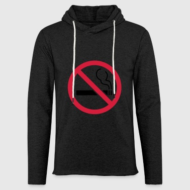 No smoking No smoking - Light Unisex Sweatshirt Hoodie