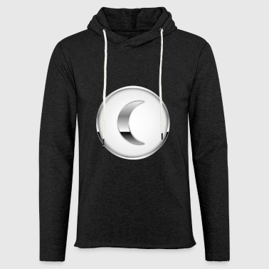Moon - Horoscope - Zodiac signs - Light Unisex Sweatshirt Hoodie