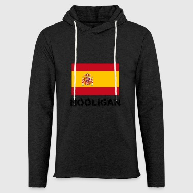 Spanish hooligan - Light Unisex Sweatshirt Hoodie