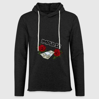 IMPULSE - Light Unisex Sweatshirt Hoodie