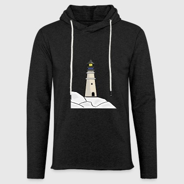 lighthouse - Light Unisex Sweatshirt Hoodie