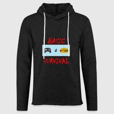 Basic Survival - Light Unisex Sweatshirt Hoodie