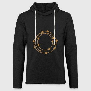 Circle frame - Light Unisex Sweatshirt Hoodie