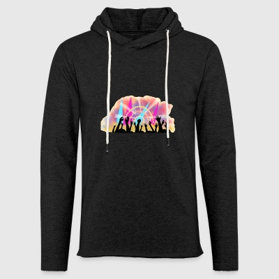 festivals2017 - Light Unisex Sweatshirt Hoodie