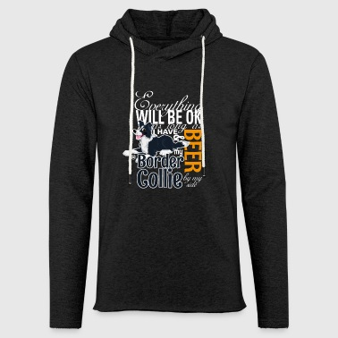 Everything will be ok - BC Black & Beer - Sudadera ligera unisex con capucha