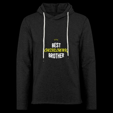 Look - BEST Cheerleading BROTHER - Lett unisex hette-sweatshirt