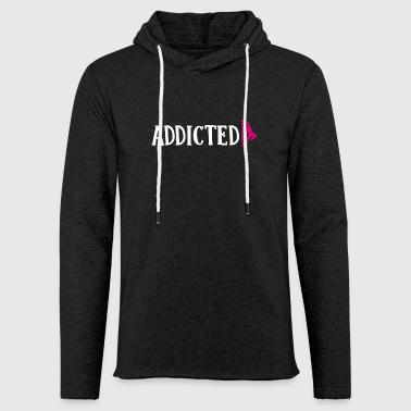 Pole Dance Addicted PoleDance Addict Gift - Light Unisex Sweatshirt Hoodie