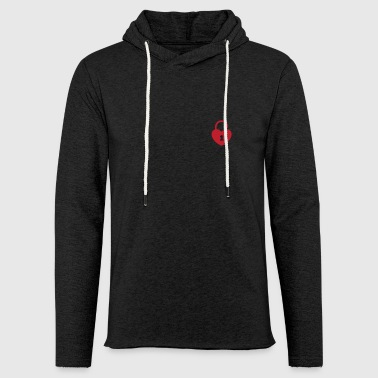 Lock Heart - Light Unisex Sweatshirt Hoodie