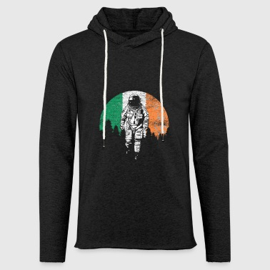 Ireland flag - Light Unisex Sweatshirt Hoodie