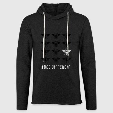 BEE DIFFERENT - Light Unisex Sweatshirt Hoodie