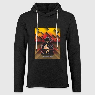 The ritual - Light Unisex Sweatshirt Hoodie