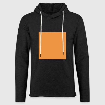 orange Square - Kevyt unisex-huppari