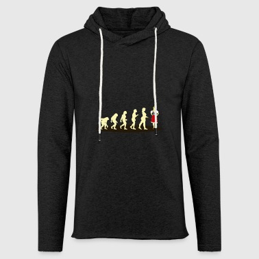DIRNDL EVOLUTION - Light Unisex Sweatshirt Hoodie