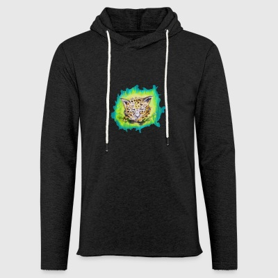 Baby jaguar - Light Unisex Sweatshirt Hoodie