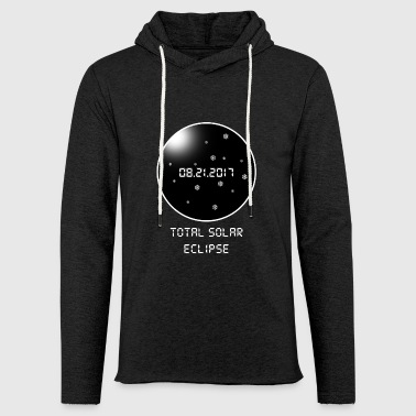 Awesome Total Solar Eclipse Gifts for Christmas. - Light Unisex Sweatshirt Hoodie