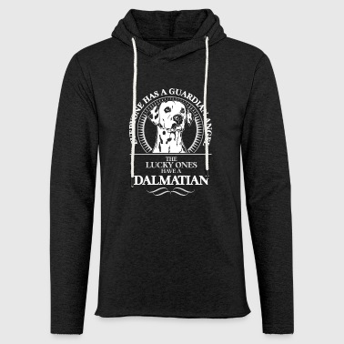 DALMATE Guardian Angel WILSIGNS - Sweat-shirt à capuche léger unisexe