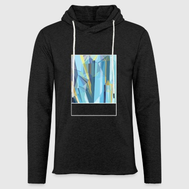 Crystal Colored - Light Unisex Sweatshirt Hoodie