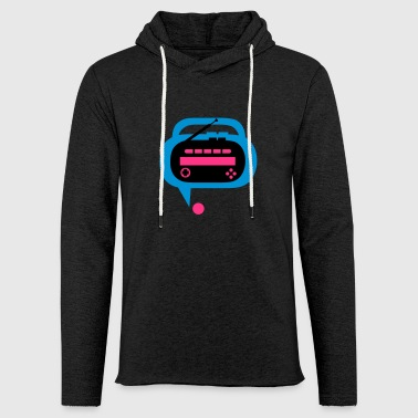 Radio controller - Light Unisex Sweatshirt Hoodie