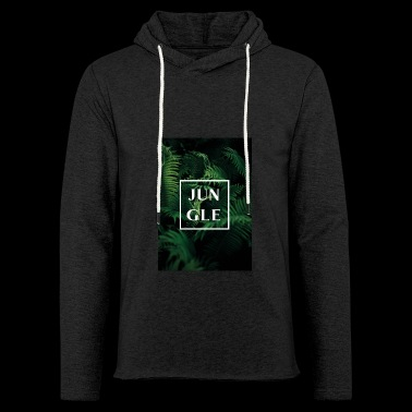Jungle - Light Unisex Sweatshirt Hoodie