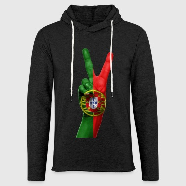 PORTUGAL NEW COLLECTION - Light Unisex Sweatshirt Hoodie