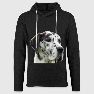 Danish manor dog - Light Unisex Sweatshirt Hoodie